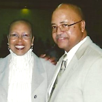Beverly and Joe Bland