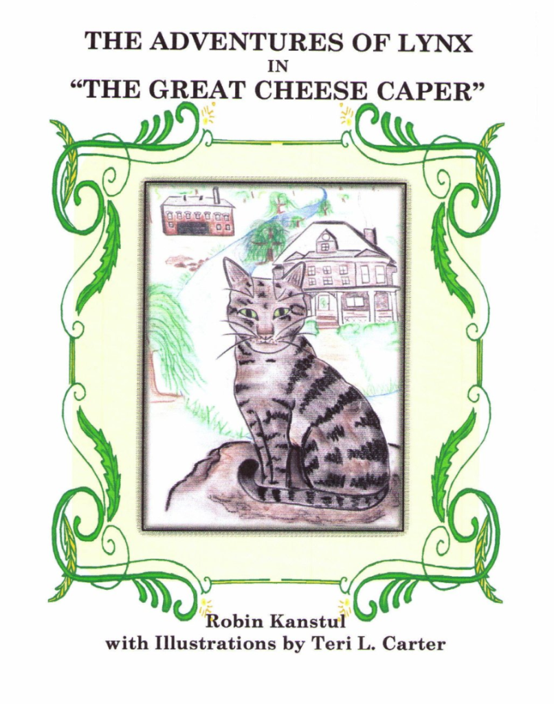 "The adventures of Lynx in ""The Great Cheese Caper"""